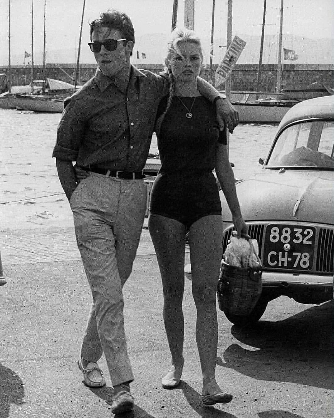 Brigitte Bardot Jacques Charrier Brigitte Bardot Alain