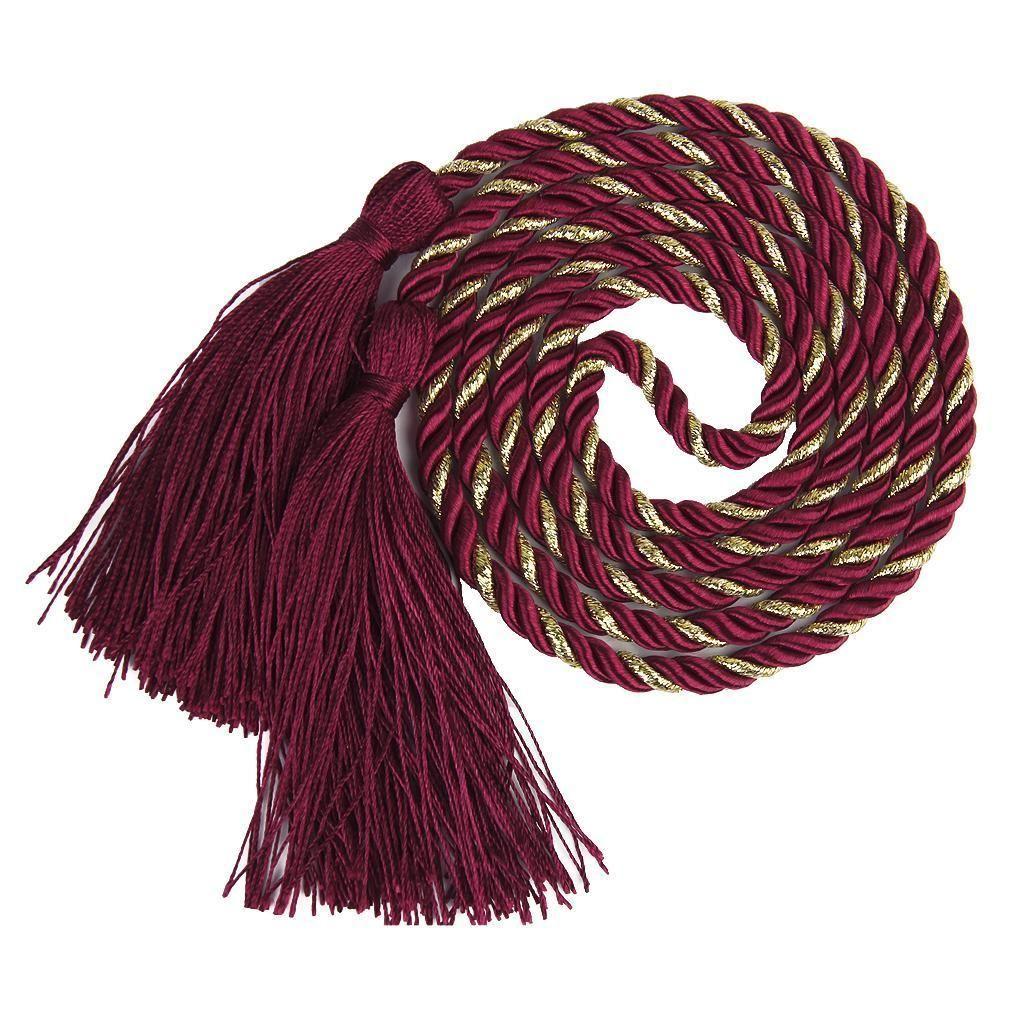 $5 AUD - 1 Pair Tassel Rope Cord Window Curtain Fringe Tiebacks Tie Backs Red W. Golden #ebay #Home & Garden #curtainfringe