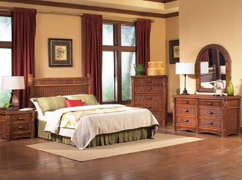 Benefits of Using Wicker Bedroom Furniture Furniture Pinterest