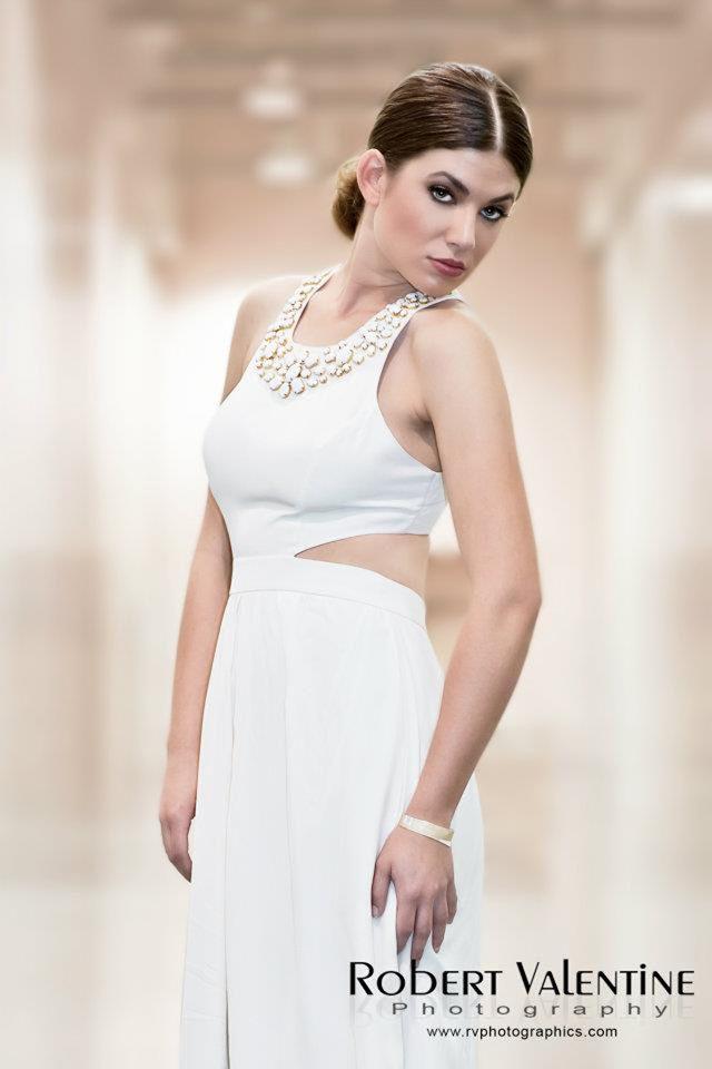 Premiere Beauty Classics, Ohio 2011,  Elizabeth Morrison (Model) for Moroccan Oil,   Hair by: Robert Ham