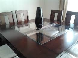 Resultado de imagen para comedor cuadrado 8 sillas for Comedor 8 puestos cuadrado