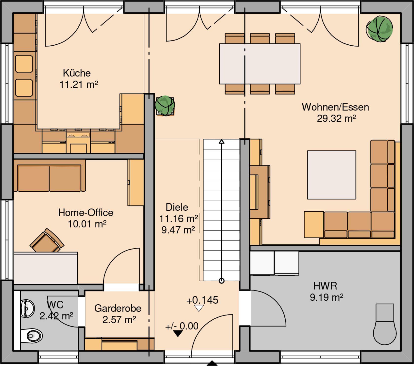 Häuser | Pinterest | Gastzimmer, Küche esszimmer und Keller
