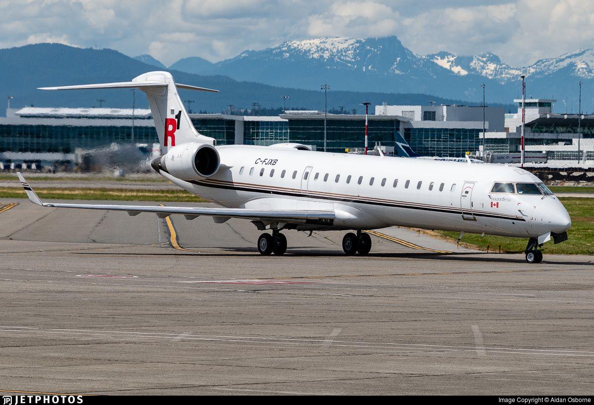 Bombardier CRJ700 Operators Airline: Regional 1 Airlines