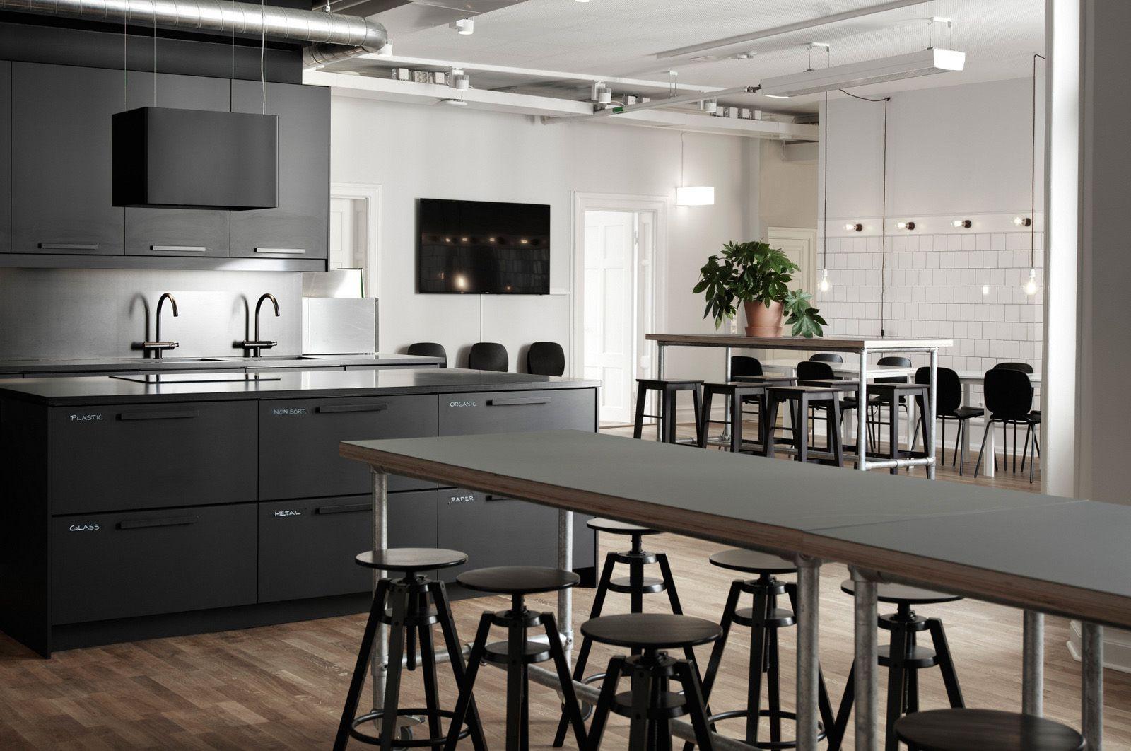 IKEA Creative Hub Offices - Malmö - Office Snapshots  Dining room