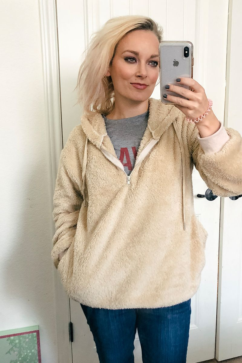 1395e8e06f429 Fall Amazon Prime Sweater Try on Haul