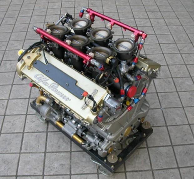 Como O Motor Peugeot-Renault-Volvo Do DeLorean Foi Parar