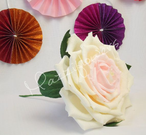 Wedding bouquet,bouquet paper flower, bridal bouquet flower, paper flower giant rose, big rose,paper flower, wedding flower,centerpiece.