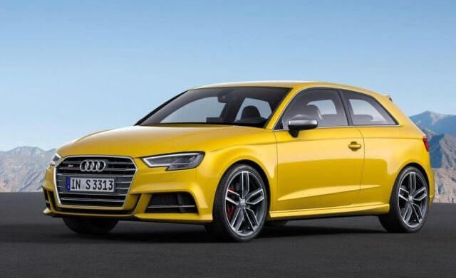 2017 Audi S3 Sedan Sportback Facelift Review Specs Audi Hot