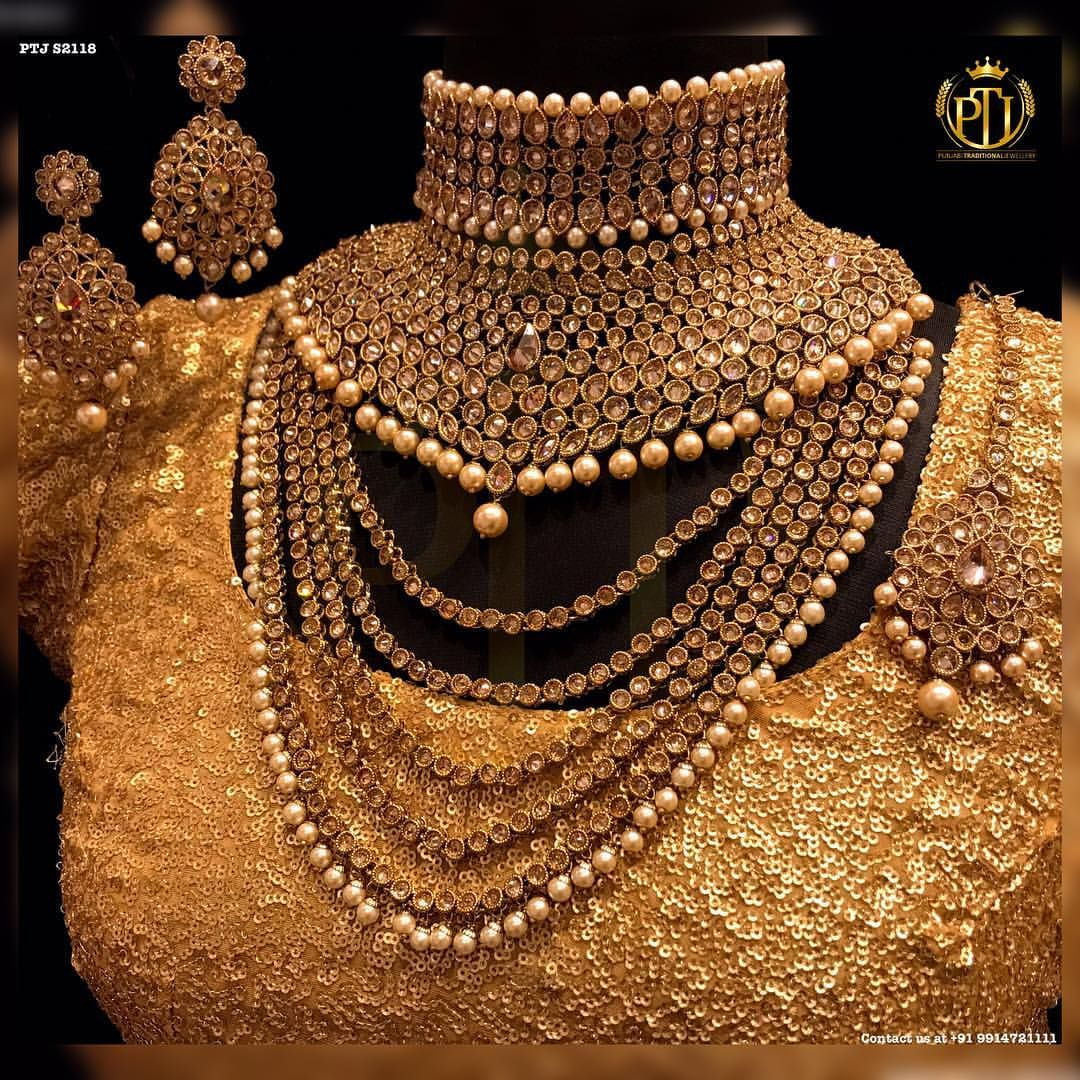 Engagement Indian Bridal Jewelry Sets Bridal Fashion Jewelry Bridal Jewellery Indian