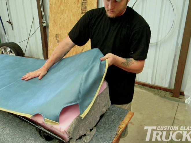 From Cutting And Shaping The Foam To The Upholstery We Take You