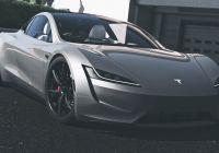 Tesla Roadster For Sale Unique Tesla Roadster 2020 Add Replace Auto Spoiler Gta5