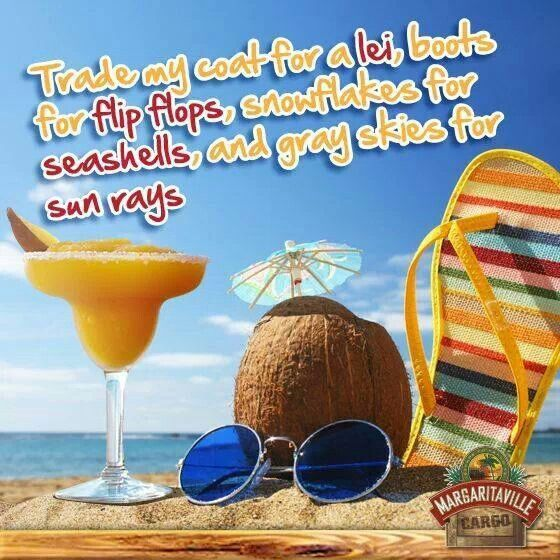 #TGIF! Get Out Your #flipflops We Are Going To The #beach