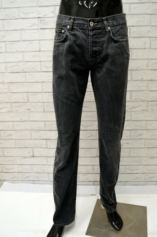 innovative design price reduced cheap price Jeans HUGO BOSS Uomo Taglia Size 44 Pantalone Pants Man ...