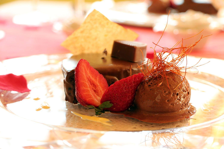 Valentinstag Dessert Im Hotel Alpenpalace Valentinsday Dessert