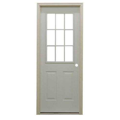 30\  9 lite door - $168 Discount Home Improvement Outlet Guaranteed Lowest Prices Floors Doors  sc 1 st  Pinterest & 30\