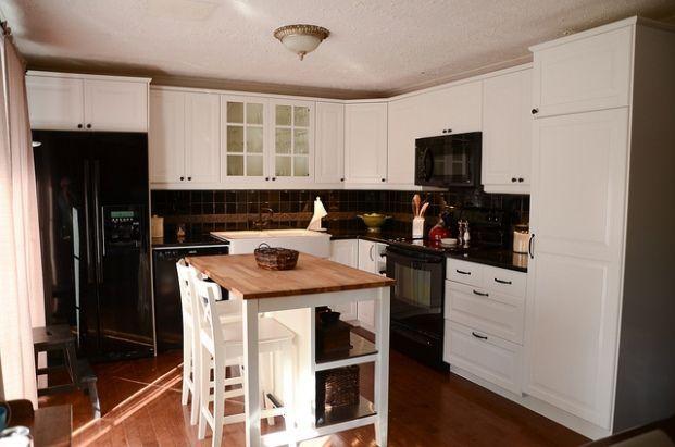 portable kitchen island - Google Search | KITCHEN ISLANNDNDD ...