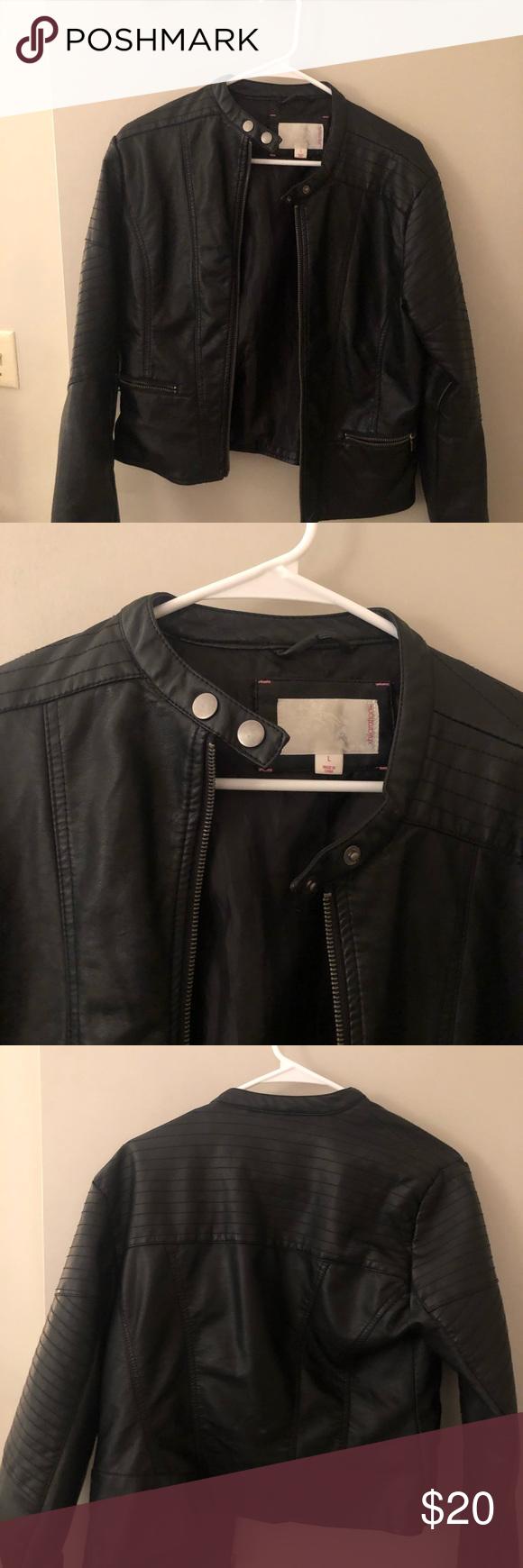 Target Leather Jacket Leather Jacket Cute Leather Jackets Jackets [ 1740 x 580 Pixel ]