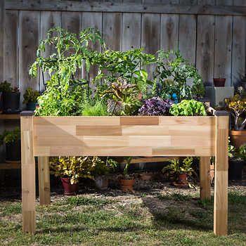 Cedarcraft Elevated Garden Planter Elevated Garden 400 x 300