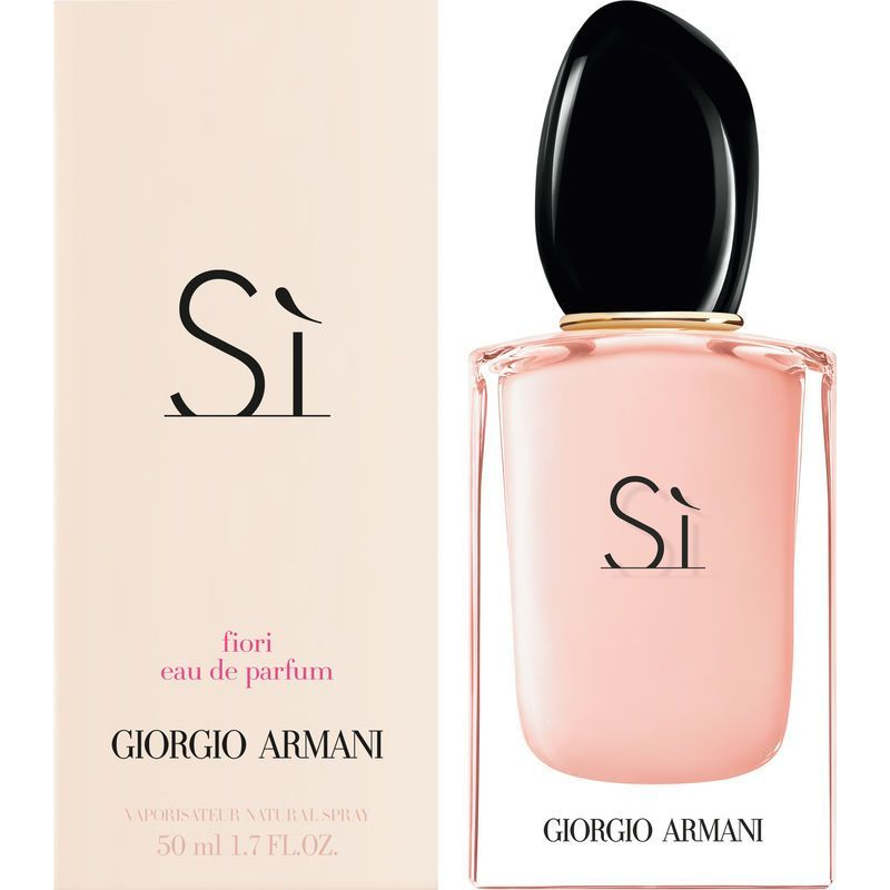 Si Fiori Eau De Parfum Perfumeoffersonline Perfume Luxury Perfume Armani Perfume