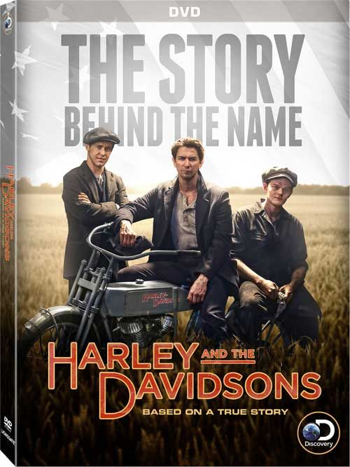 Harley And The Davidsons 2016 Part 2 FRENCH TVRip XviD NoTag