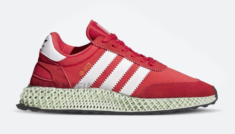 finest selection d0a6f f001d Adidas Futurecraft 4D I-5923 Release Date  Sole Collector