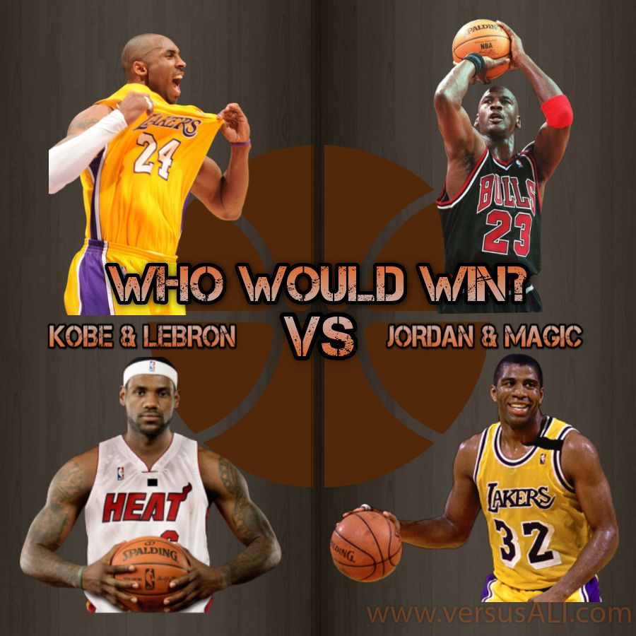jordan vs lebron Lebron james' critics and michael jordan purists are quick to claim that james has faced easier competition than jordan did that's simply not true.