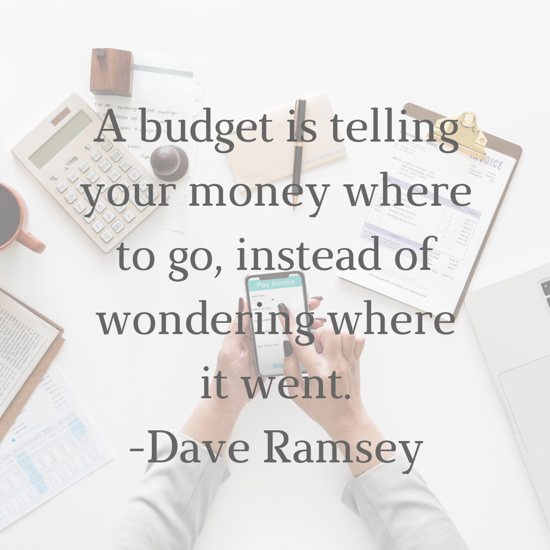How To Create And Adhere To A Budget