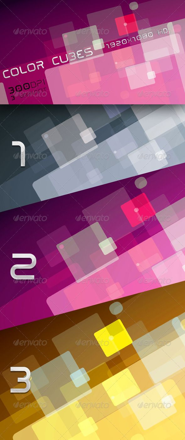 Color Cubes Hd Web Design Quotes Template Design Background Design