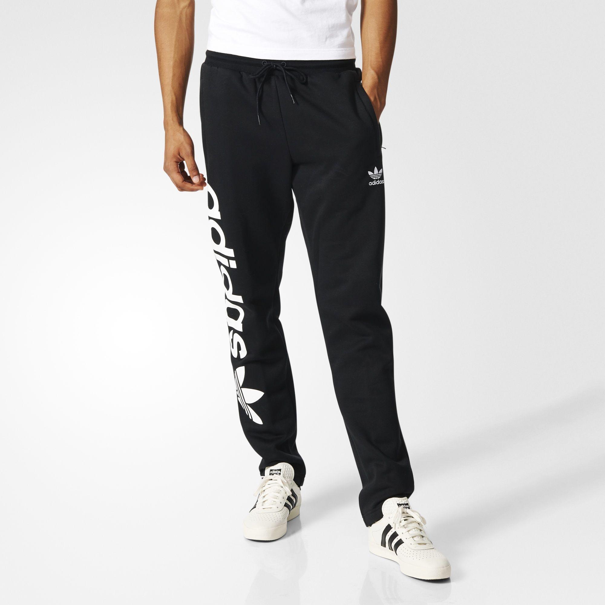 adidas - Men's Trefoil Track Pants