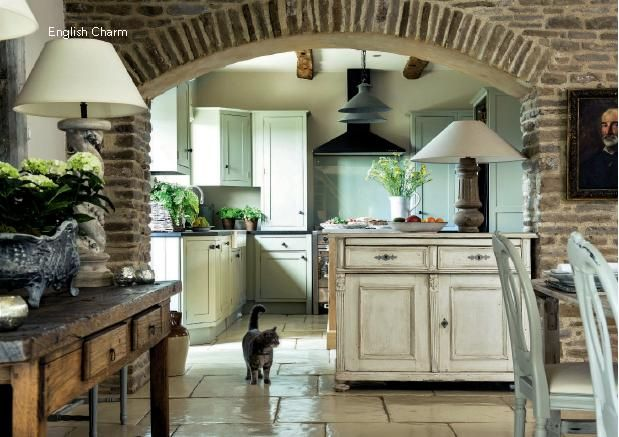 Pictures inside beautiful homes in England | Decorating style ...