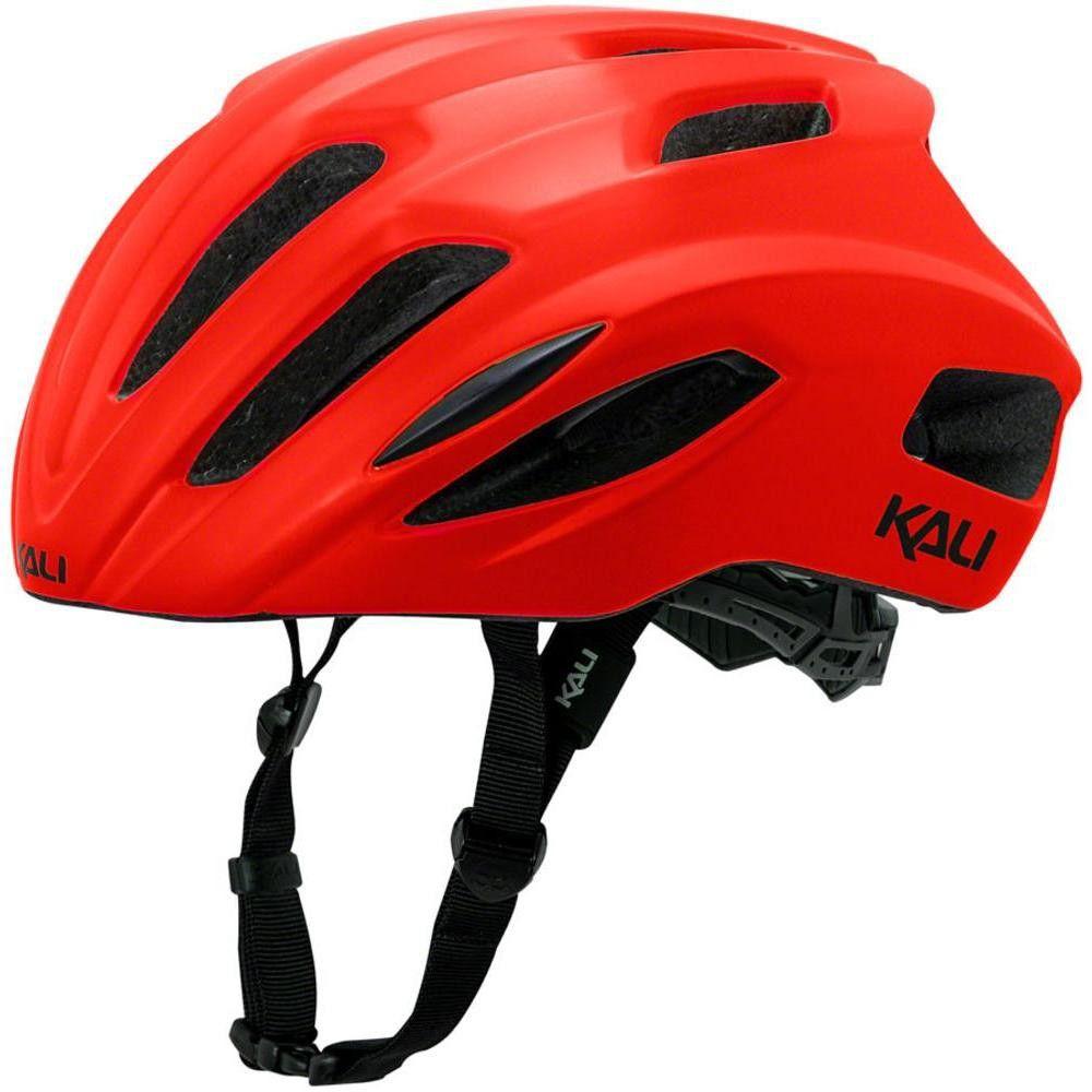 Kali Protectives Prime Helmet Solid Matte Red Large X Large In