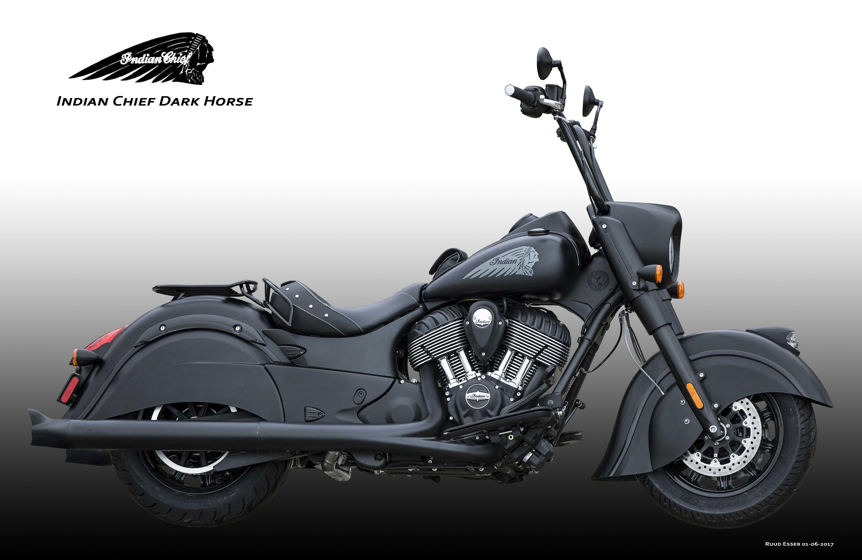 Indian Chief Dark Horce Indian Motorcycle Indian Motors Indian