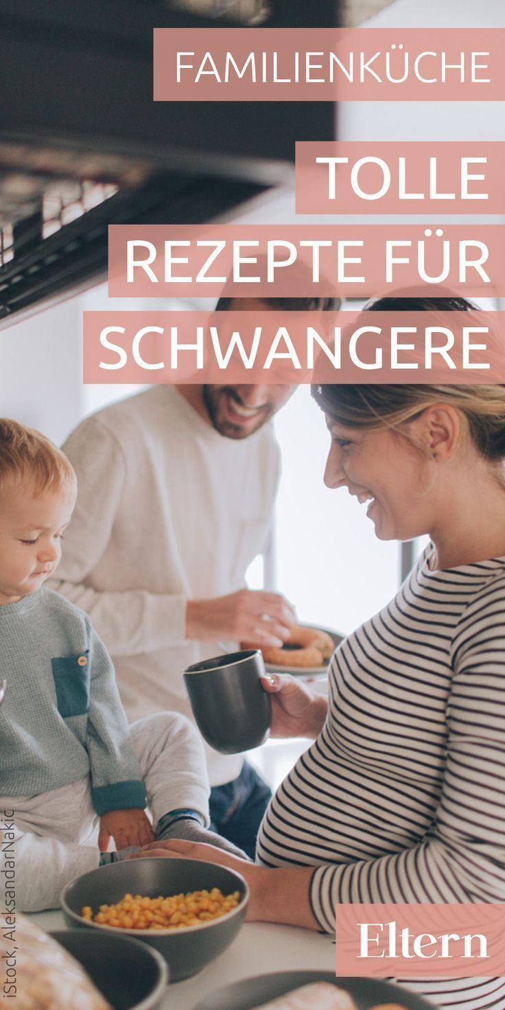 Rezepte für Schwangere   – Schwangerschaft, Geburt und Wochenbett