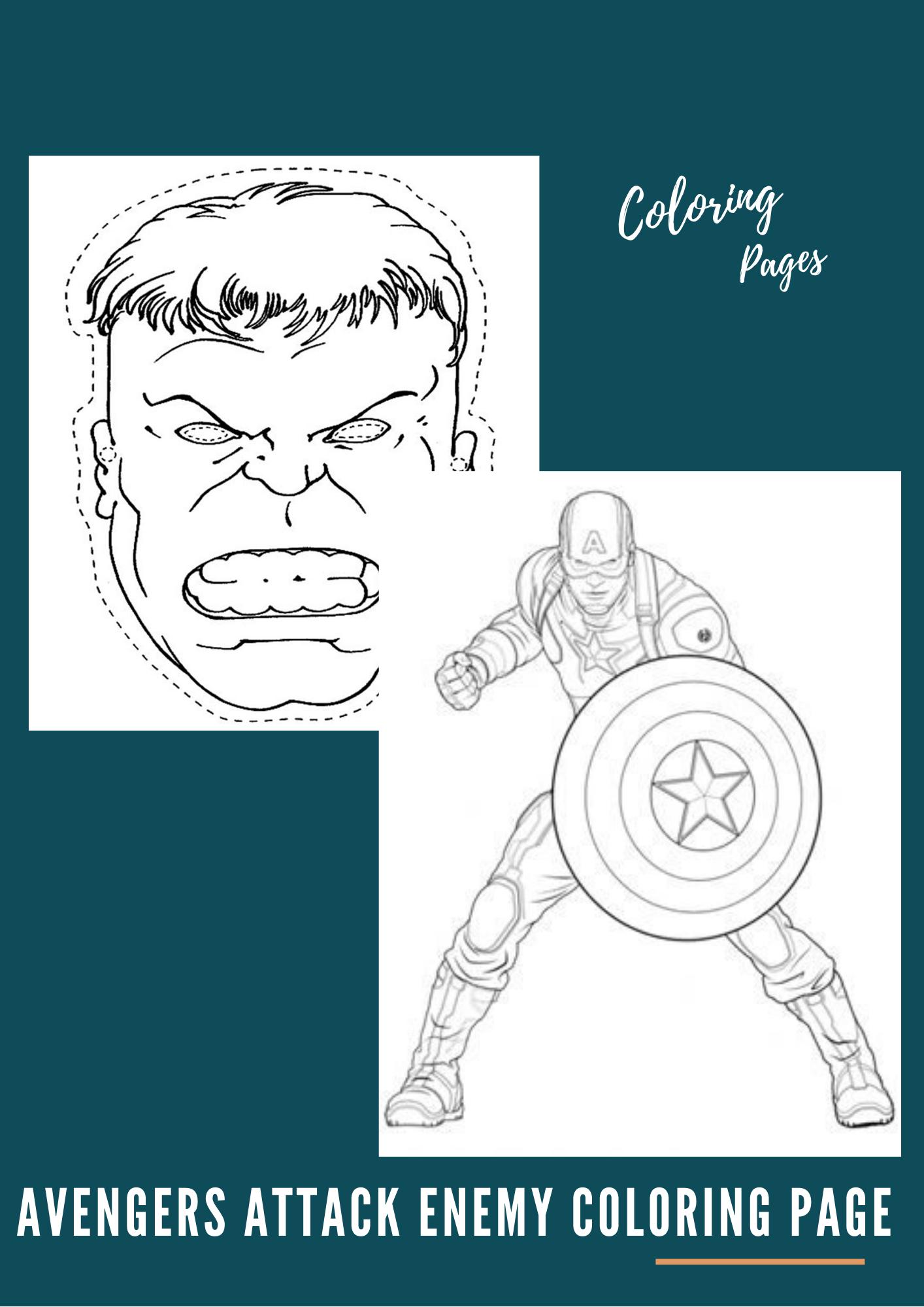 avengers malvorlagen pdf  tiffanylovesbooks