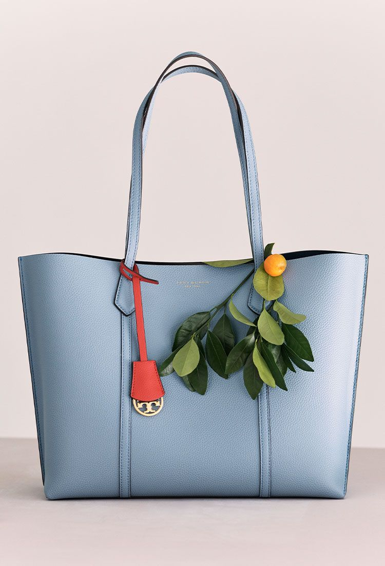 90c9a4318e8 Tory Burch PERRY TRIPLE-COMPARTMENT TOTE in 2019 | Gift Guide | Bags ...