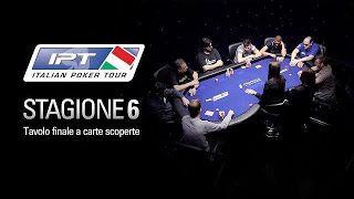 IPT6 Nova Gorica, Final Table