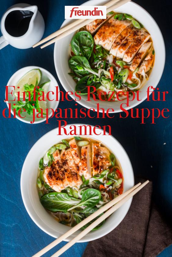 Perfekt für kalte Tage: die japanische Suppe Ramen wärmt von innen | freundin.de