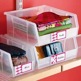 How To Maximize The Space In A Small Closet With Clothing Organizers