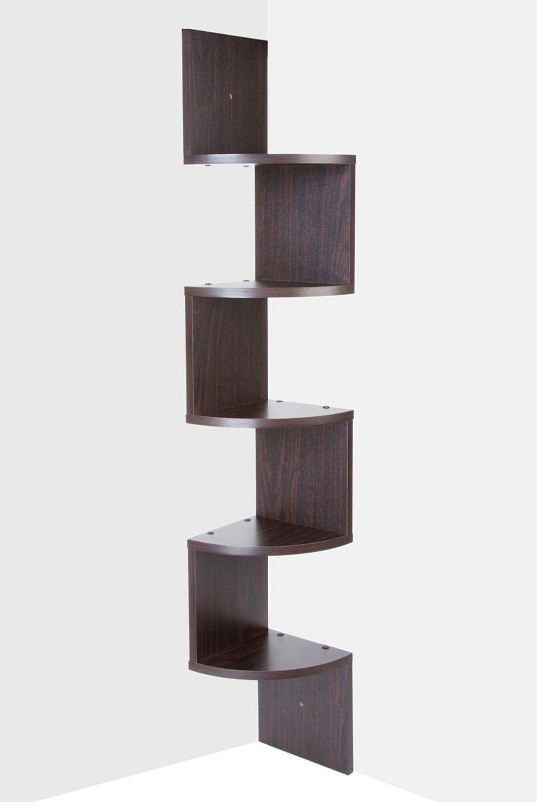 25 Easy Diy Corner Shelves To Beautify Your Room Com Imagens