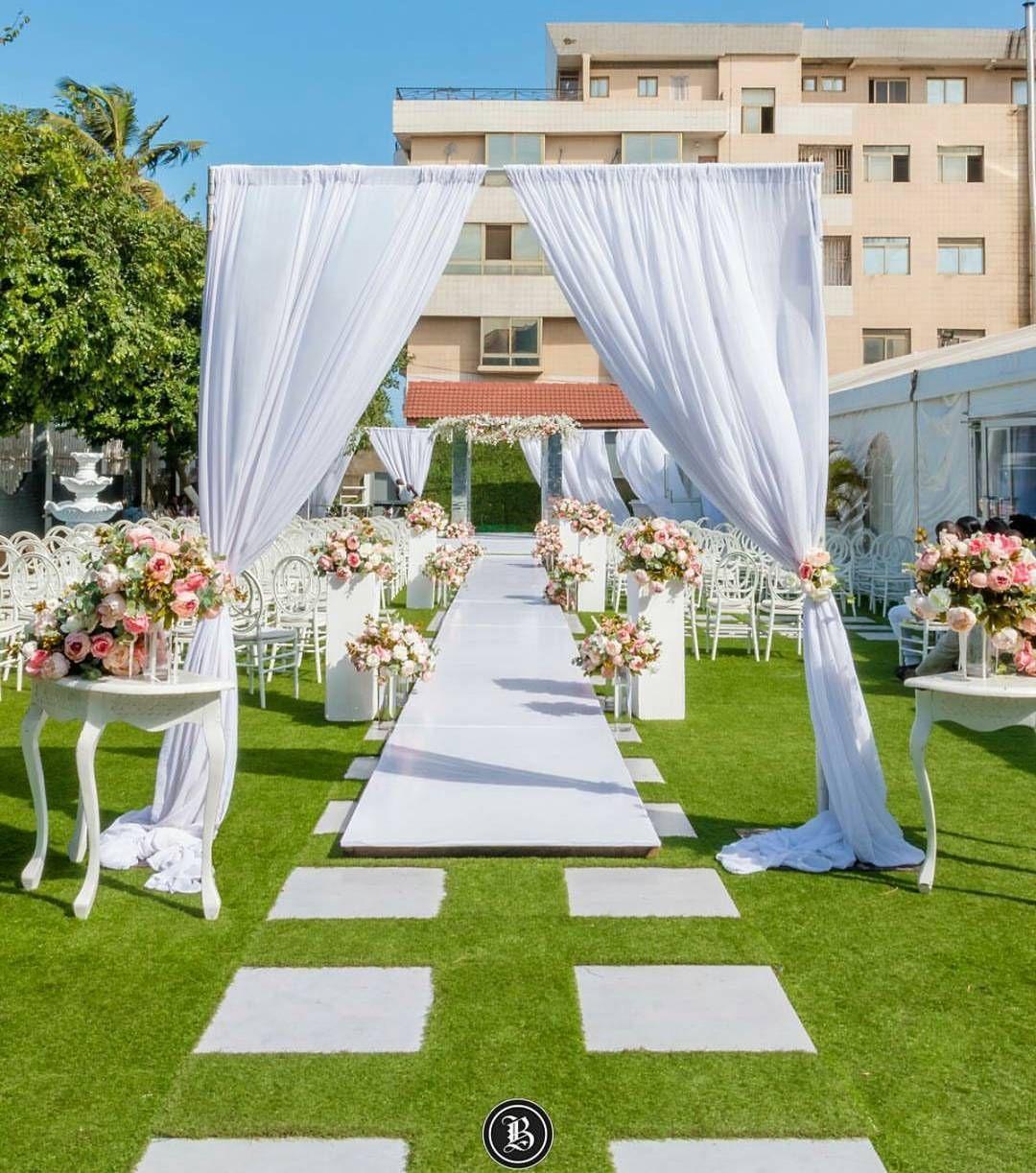 Wedding decorations ghana  A perfect ceremony decor by idoelitelist essenceeventsgh at