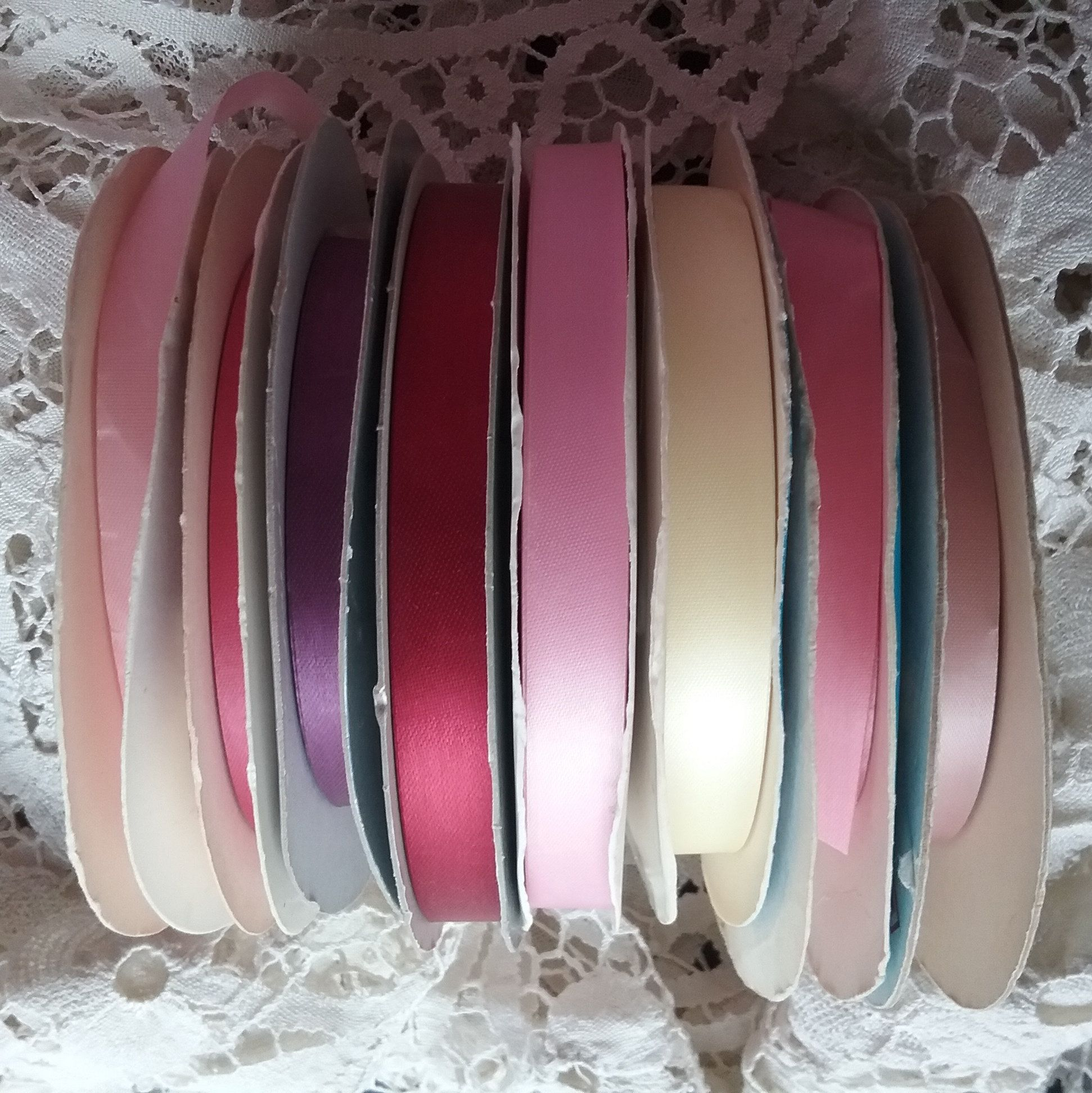 Your Place To Buy And Sell All Things Handmade Vintage Ribbon Floral Ribbon Vintage Crafts