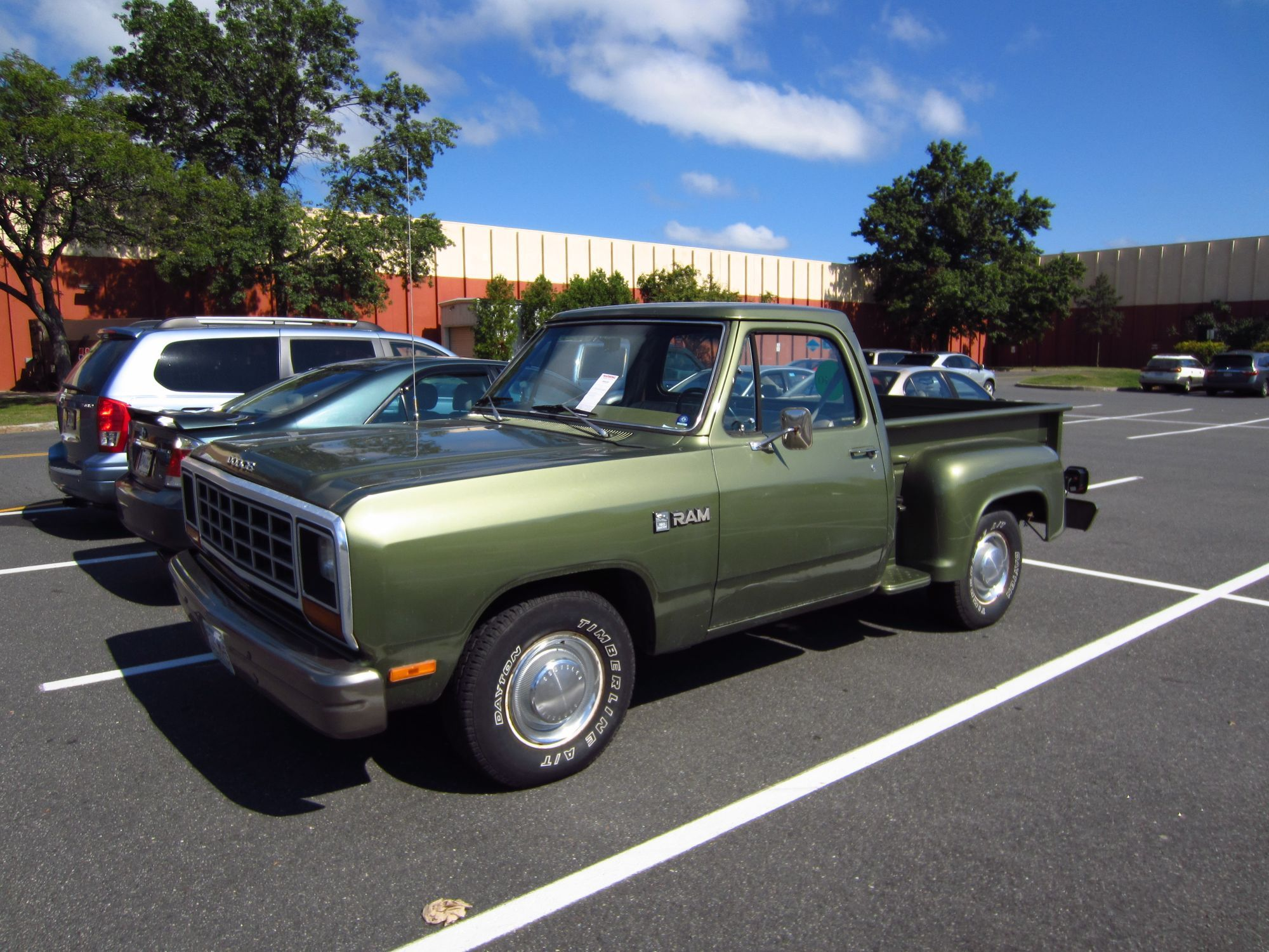 Dodge ram 150 custom