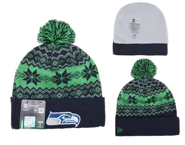 ... 50% off nfl seattle seahawks beanies sport new era knit hats caps  13only us8. 3afcc86d2cfb