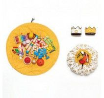 Patrón Katia – Bolsa juguetes y corona