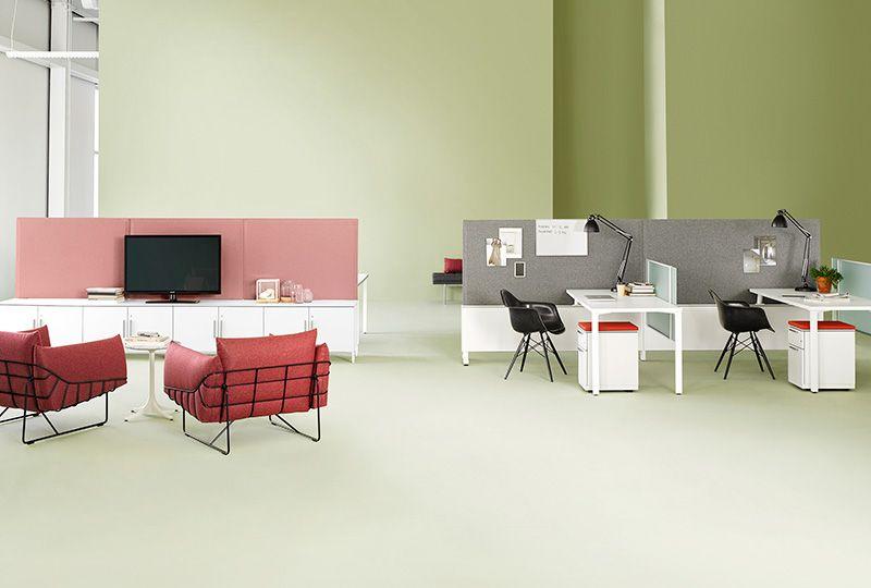 Superieur Canvas Office Landscape   Office Furniture System   Herman Miller