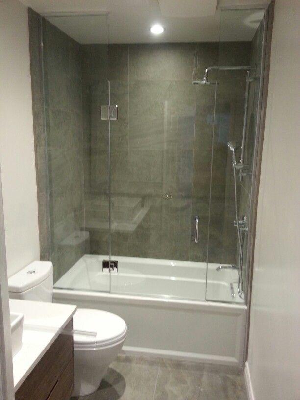 Douche sur bain