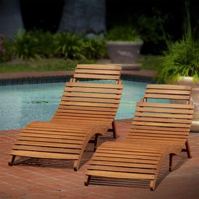 Best Selling Home Decor Outdoor Chaise Lounge Lahaina In