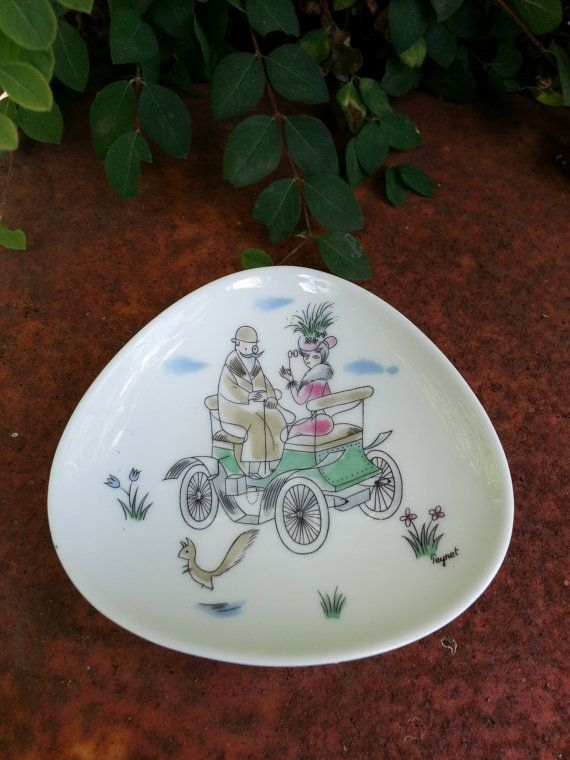 Vintage Rosenthal Studio Linie pin dish The by fcollectables, €15.00