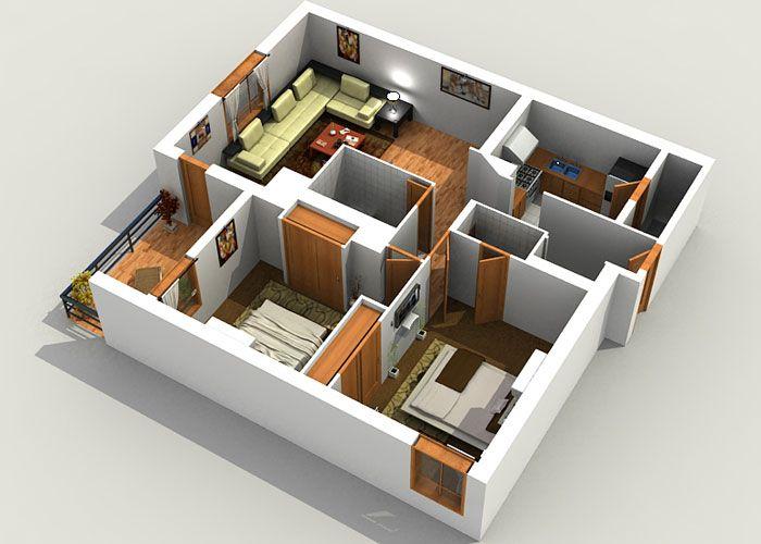 Free 3d Building Plans Online Home Design Home Design Plans