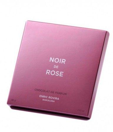 Chocolat de parfum, noir de rose - Enric Rovira
